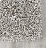 Kalora Plateau Light Grey Soft Shag Rug 5'3'' x 7'7''
