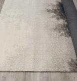 Kalora Tapis Sable, Bord de transition noir/turquoise/gris 5'3'' x 7'7''