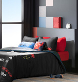 South Shore DreamIt Comforter and Pillowcase Video Game, Full, Black