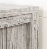 South Shore Commode 5 tiroirs, Pin bord de mer, collection Gravity