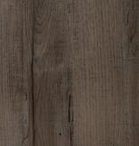 South Shore Table de chevet 2 tiroirs, Chêne automnal, collection Fynn