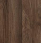 South Shore Tao Table de chevet 2 tiroirs, Noyer Naturel, collection Tao