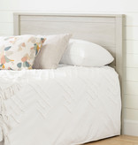 South Shore Fynn Full Headboard, Winter Oak