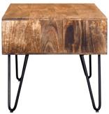 !nspire Jaydo Coffee Table, Natural Burnt
