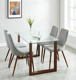 WHi Franco Dining Table, Walnut