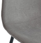 WHi Olly Side Chair, Grey