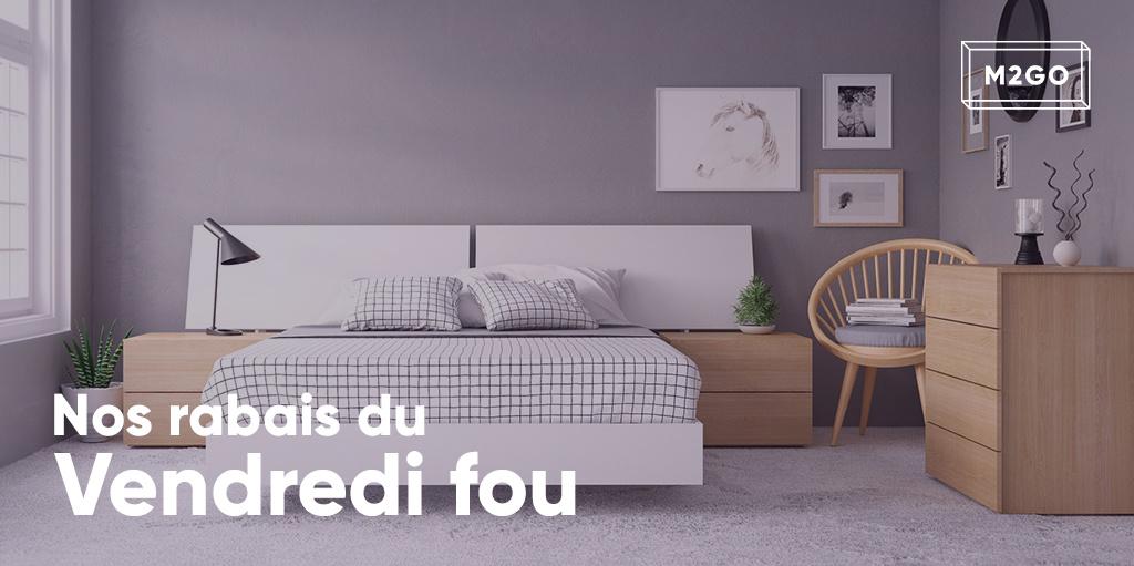 Nos rabais « meubles » du Vendredi fou 2021!