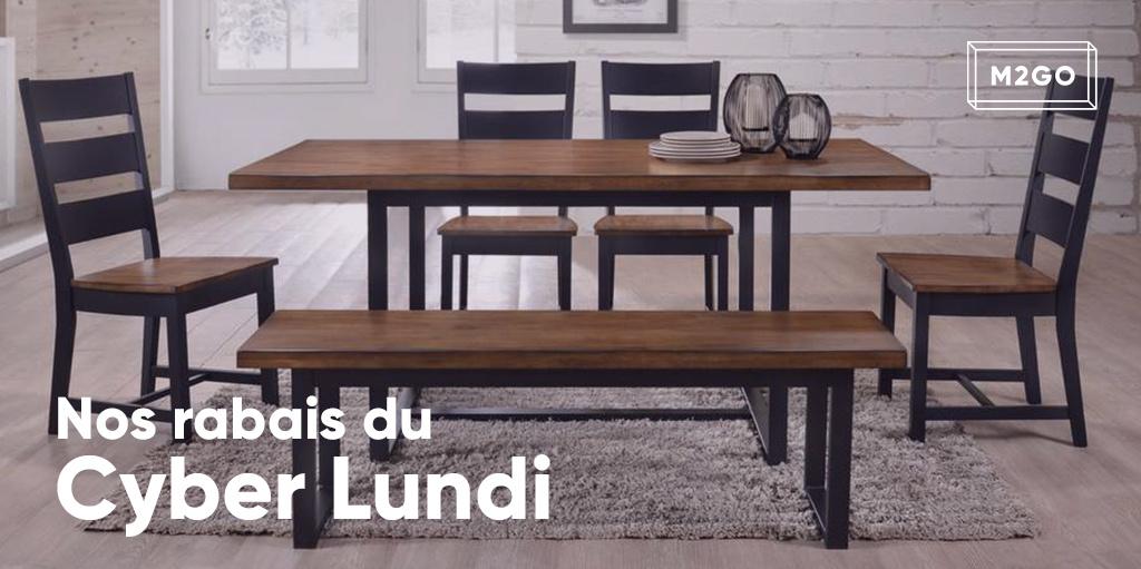 """Les meilleures aubaines """"meubles"""" du Cyber Lundi 2019"""