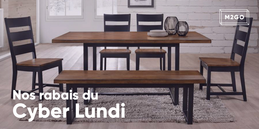 """Les meilleures aubaines """"meubles"""" du Cyber Lundi 2020"""