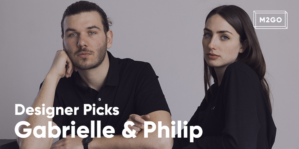 Designer picks: Gabrielle & Philip