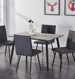 Titus Parson Dining Chair, Grey