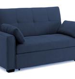 "Night & Day Sofa-Bed 73"", Navy"