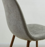 WHi Lyna Side Chair, Grey