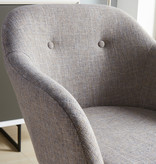WHi Minto Accent Chair, Beige Blend