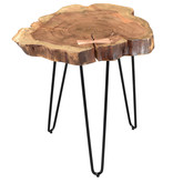 !nspire Nila Accent Table, Natural