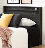 South Shore Lensky Headboard, Full/Queen, Gray Oak