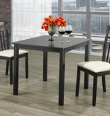Titus Dining Chair, Cappuccino