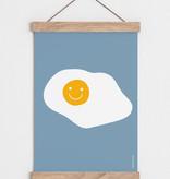 "Catherine Lavoie 12""x18"" The Egg Art Print"
