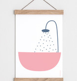 "Catherine Lavoie 12""x18"" The Bath Art Print"