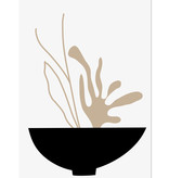 "Catherine Lavoie 18""x24"" Ikebana Art Print"
