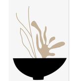 "Catherine Lavoie 12""x18"" Ikebana Art Print"