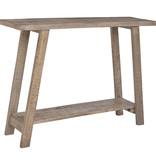 !nspire Table console, bois recyclé, collection Volsa