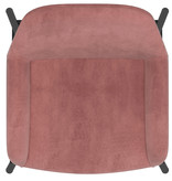 "!nspire Baily 26"" Counter Stool, Dusty Rose"