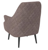 !nspire Nomi Accent Chair, Grey