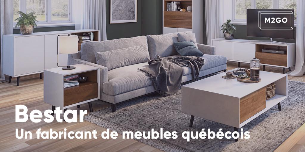 Bestar Un Fabricant De Meuble Quebecois M2go