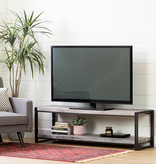 South Shore Gimetri TV Stand, Driftwood Gray