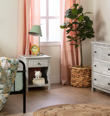 South Shore Cotton Candy 3-Drawer Dresser with Baskets, Seaside Pine