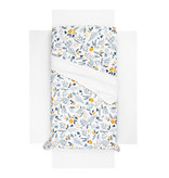 South Shore DreamIt 3-Piece Muslin Baby Bedding Set, Blue