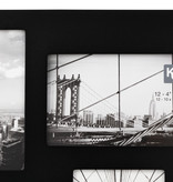 KG Collage Frame, Black