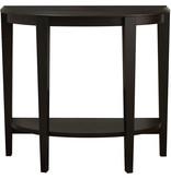 """Monarch Console Accent Table (36""""), Cappuccino"""