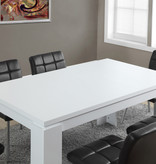 "Monarch Dining table (36""x60""), White"