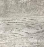 Monarch Coffee table, Grey reclaimed wood-look and black metal