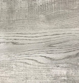 "Monarch Computer desk 48"", Grey reclaimed wood and black metal"