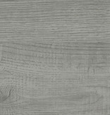 Monarch Accent Table, Grey, Black Metal