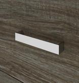 Bestar  Capella Dresser, Walnut Grey