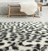 Kalora Cathedral Rug, Grey and Black, 5ft x 8ft
