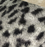 Kalora Cathedral Rug, Grey and Black, 8ft x 10ft