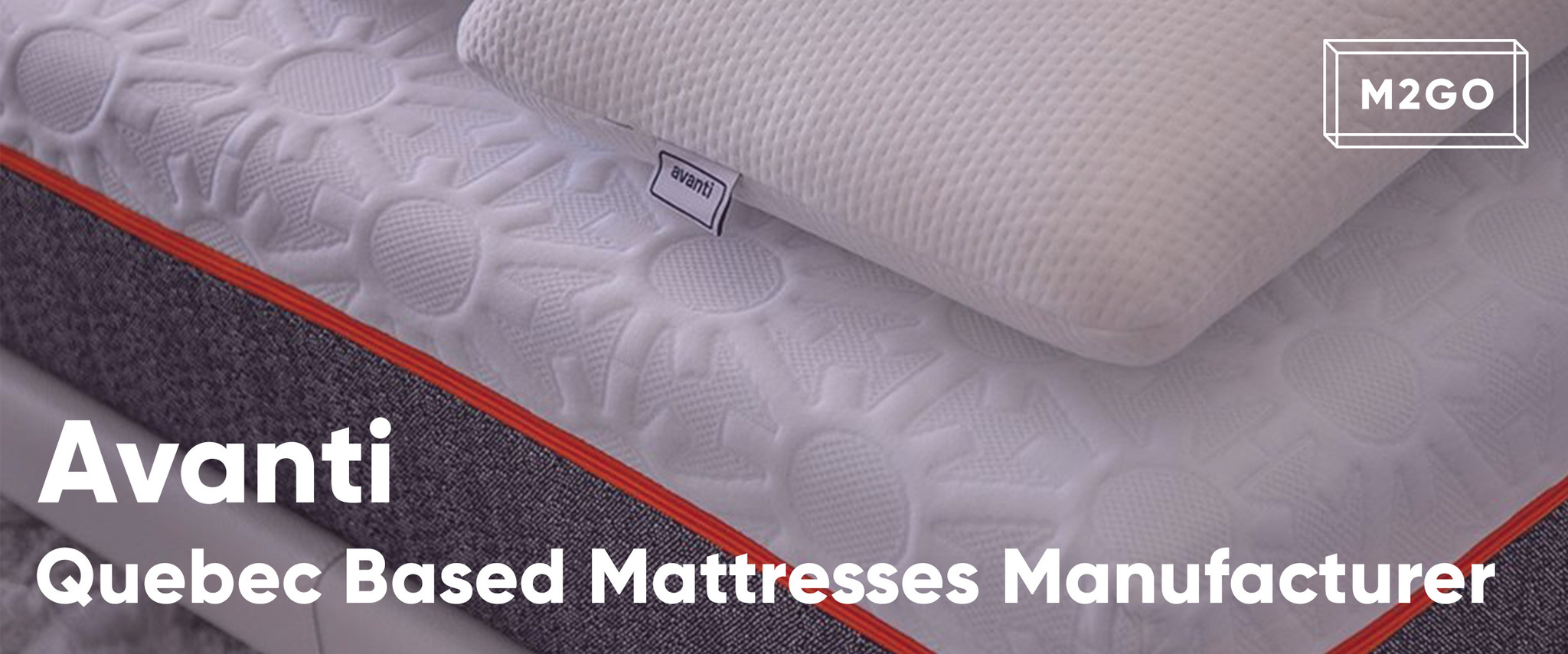 Avanti : Quebec Based Mattresses Manufacturers