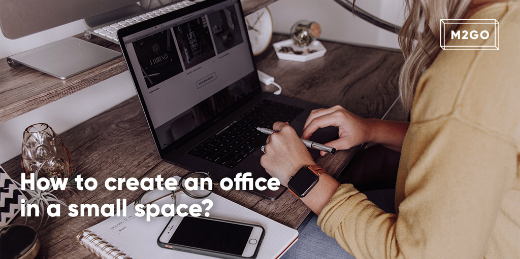 How to create an office in a small space ?