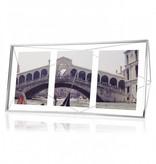 Umbra Cadre pour photos Prisma, Chrome