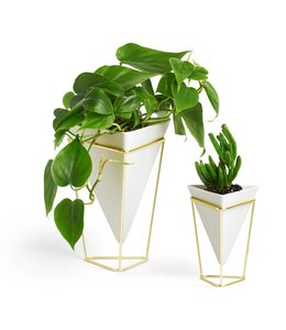 Umbra Vases Trigg, Blanc