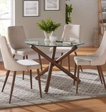 WHi Cora Side Chair in Beige