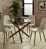 WHi Lyna Side Chair in Beige
