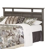 "South Shore Versa King Headboard (78""), Gray Maple"
