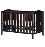 South Shore Angel Crib with Toddler rail, Espresso