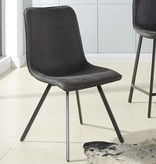 !nspire Buren Side Chair in Vintage Grey